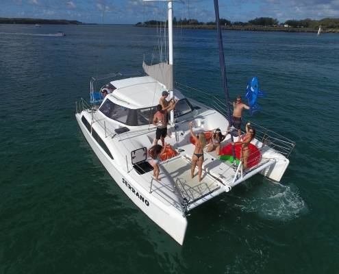 Gold Coast hens Boat Party