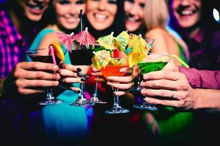 bar club functions