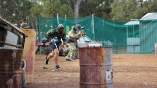 cairns bucks paintball party