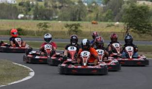 melbourne go karting bucks party