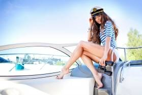 ResizedImage279186 Adobe Boat Girl