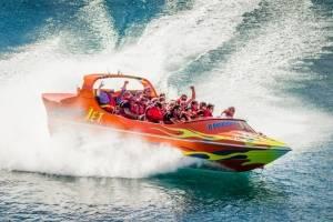 Queenstown Bucks Party Jetboating Adventure