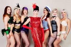 queenstown hens burlesque