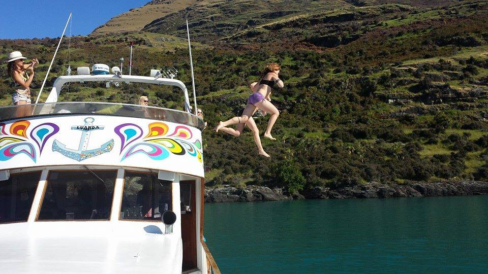 Queenstown Hens Party Private Boat Party1