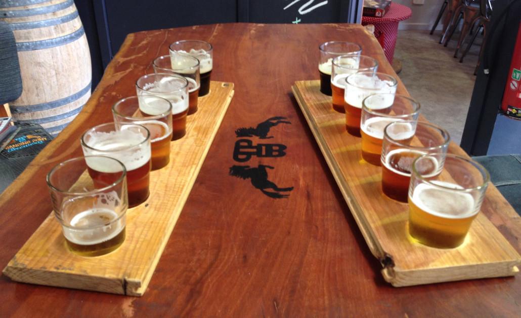 Adelaide Bucks Brewery Tour