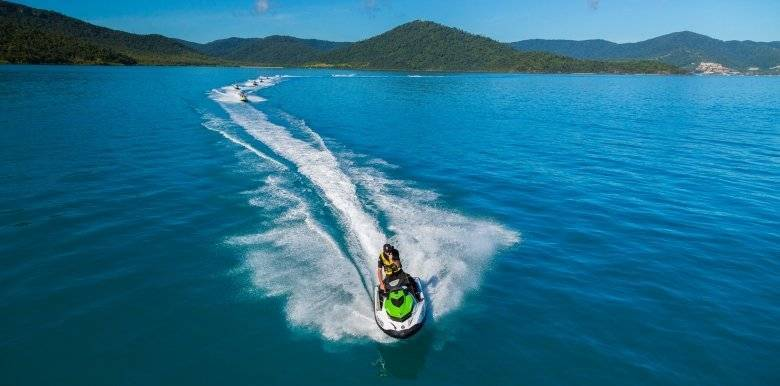 Airlie Beach Bucks Party Private Jet Ski Tour 3