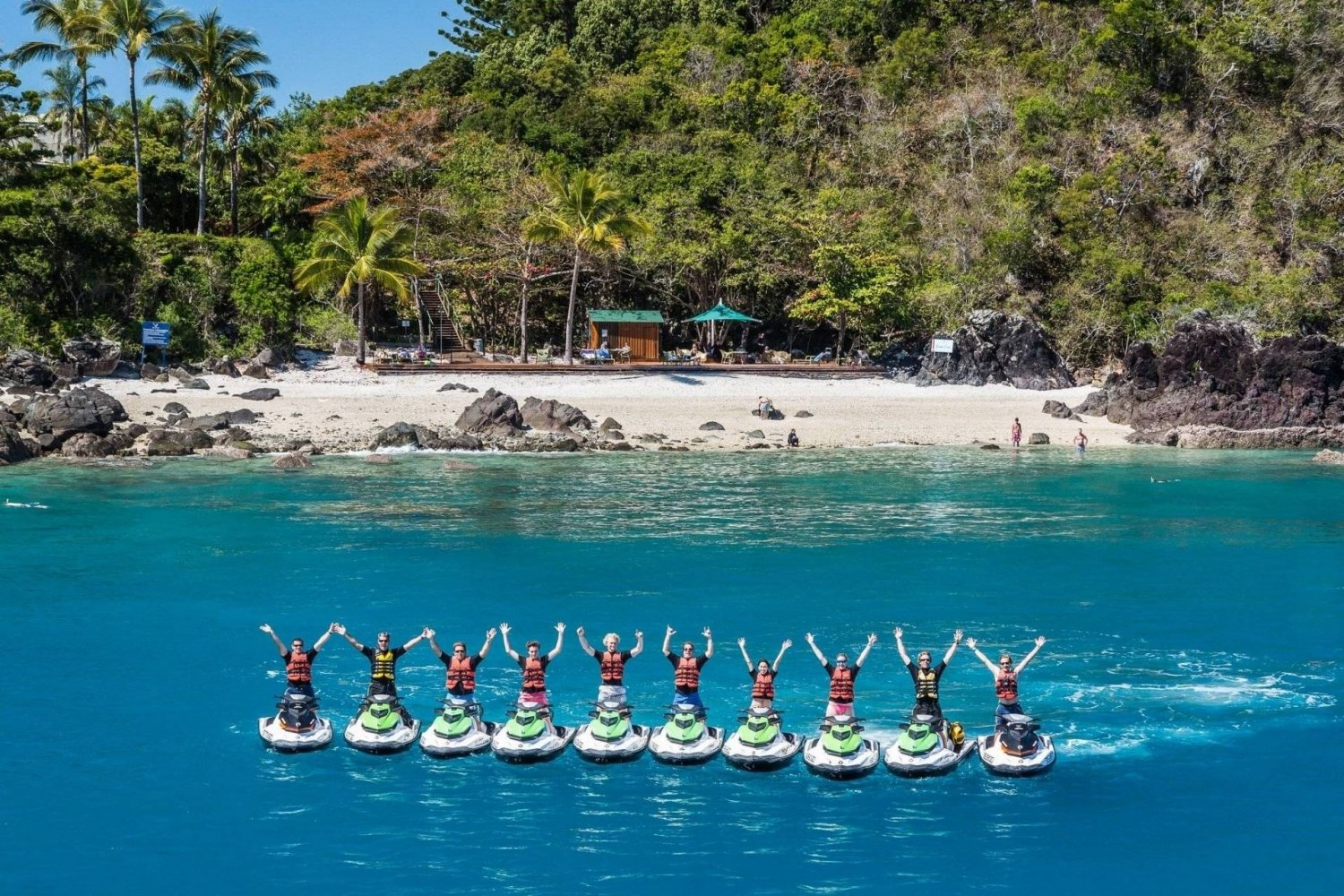 Airlie Beach Bucks Party Private Jet Ski Tour1 3