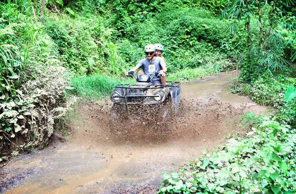 Bali Bucks Party Quad Biking Lads Day Out2 2