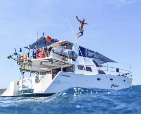 Bali Bucks Party Sunset Boat Party Package