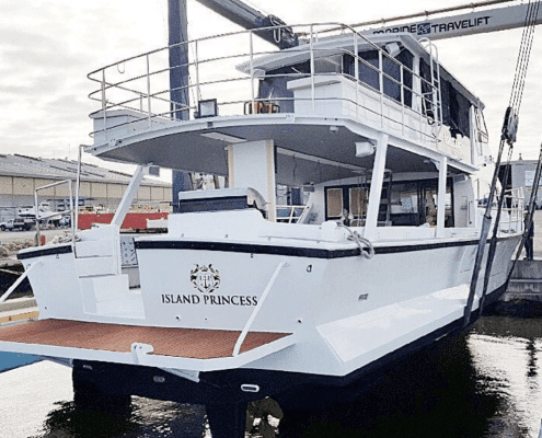 brisbane bucks boat party