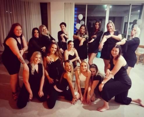 BrisbaneHensNightBeyonceDanceClassPartyPackage