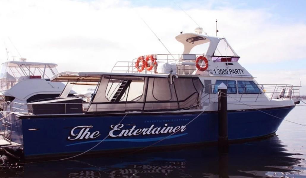 BucksPartyPerthboat
