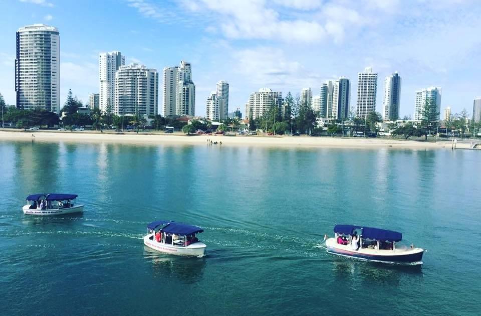 Gold Coast Bucks Party Boat Hire