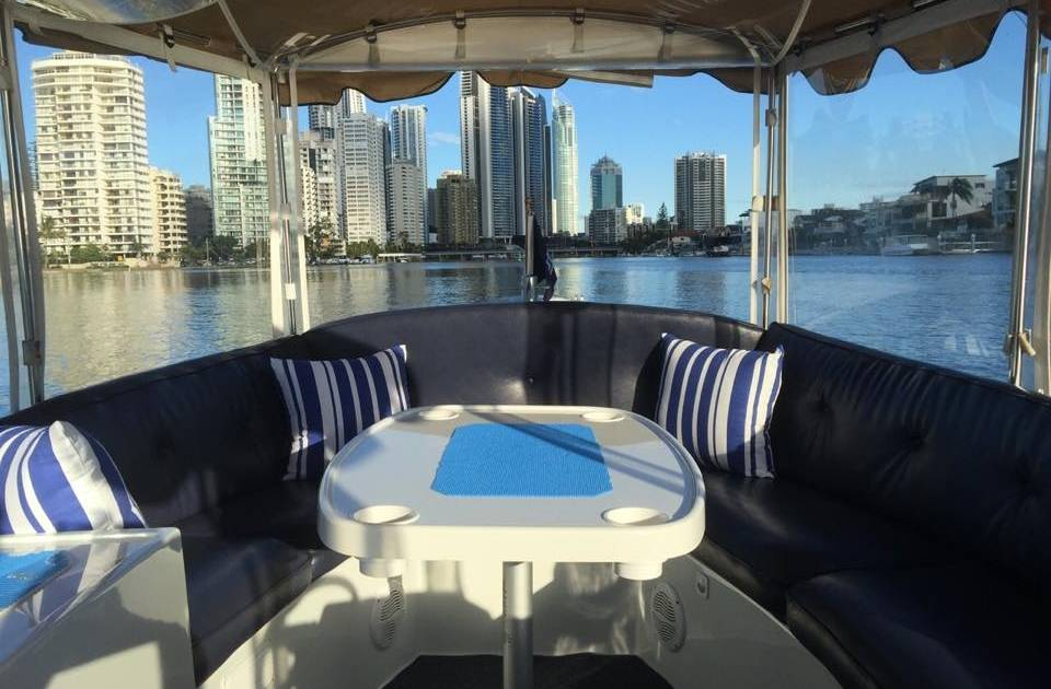 Gold Coast Bucks Party 2 Hour Boat Hire Package2