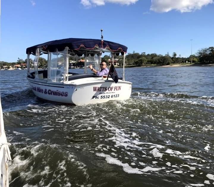 Gold Coast Bucks Party 2 Hour Boat Hire Package3