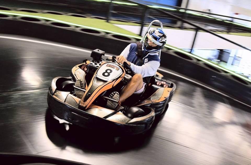 Gold Coast Bucks Party Go Kart