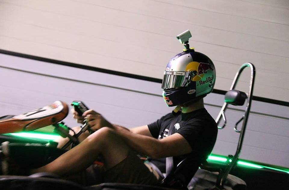 Gold Coast Bucks Party Go Kart Package1