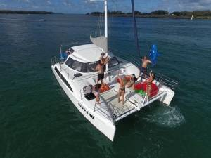 Gold Coast Bucks Party Boat Charter