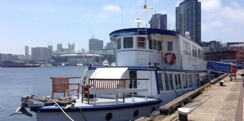 MelbourneBucksPartyBoatCharter