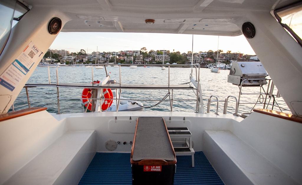 Sydney Hens Party Boat Charter BYO