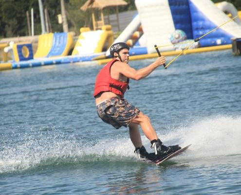 Bali Bucks Party Ideas Wake Park