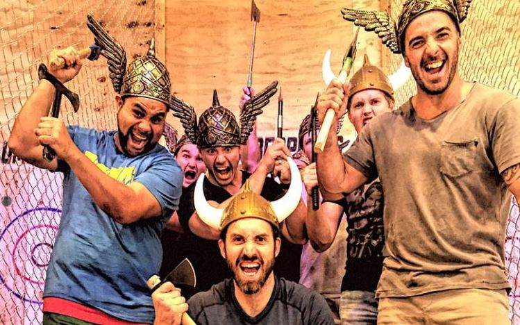 Brisbane-Bucks-Party-Axe-Throwing