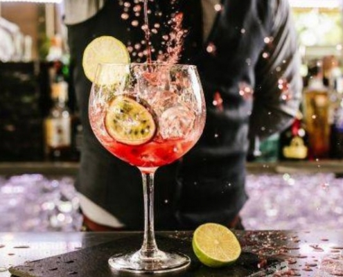 Adelaide Hens Cocktail Class