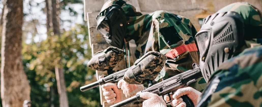 Perth Bucks Party Paintball Package