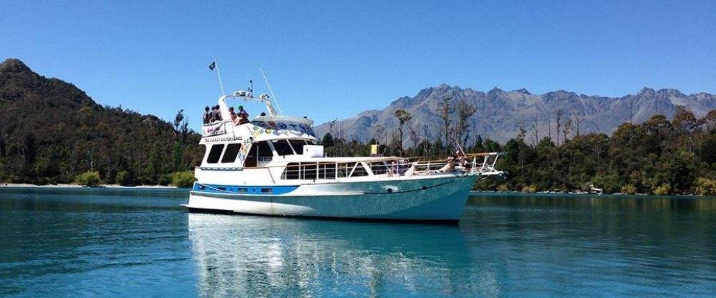 Queenstown Hens Party Boat