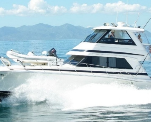 Magnetic Island Hens Bucks Party Boat Charter 1