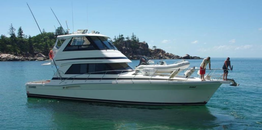 Magnetic Island Hens Bucks Party Boat Charter1