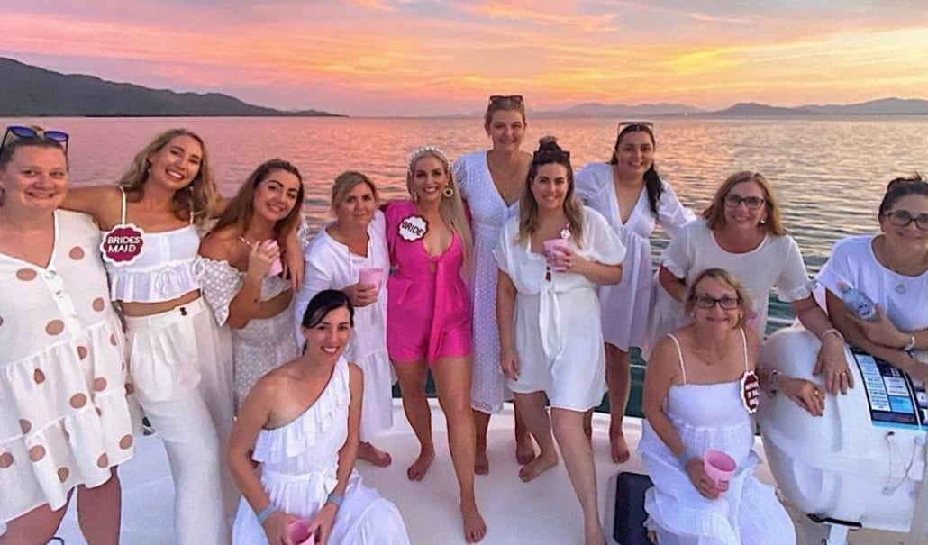 Magnetic Island Hens Bucks Party Boat Charter2