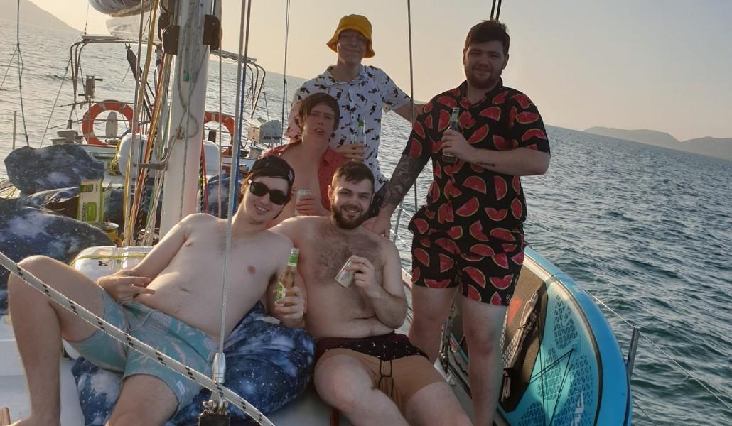 TownsvilleBucksPartyBoatCharter